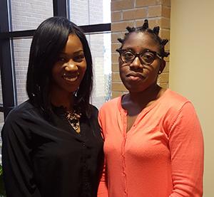 Sis Suzanne Hazzard & Sis Nakeisha Grant, Children's Ministry Coordinators